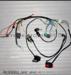 extreme chinese atv wiring diagram chinese mini chopper [ 1000 x 1000 Pixel ]
