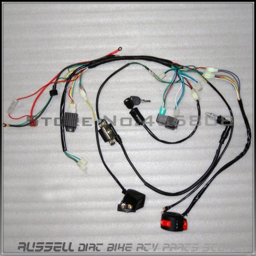 small resolution of extreme chinese atv wiring diagram chinese mini chopper