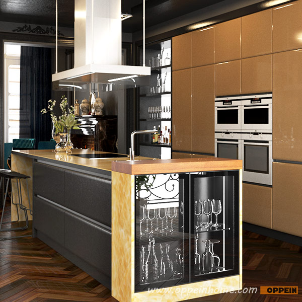 Golden Butterfly Modern Kitchen Pantry Cabinet Buy Kitchen Pantry Cabinets Modern Kitchen Cabinet Kitchen Cabinets Product On Alibaba Com