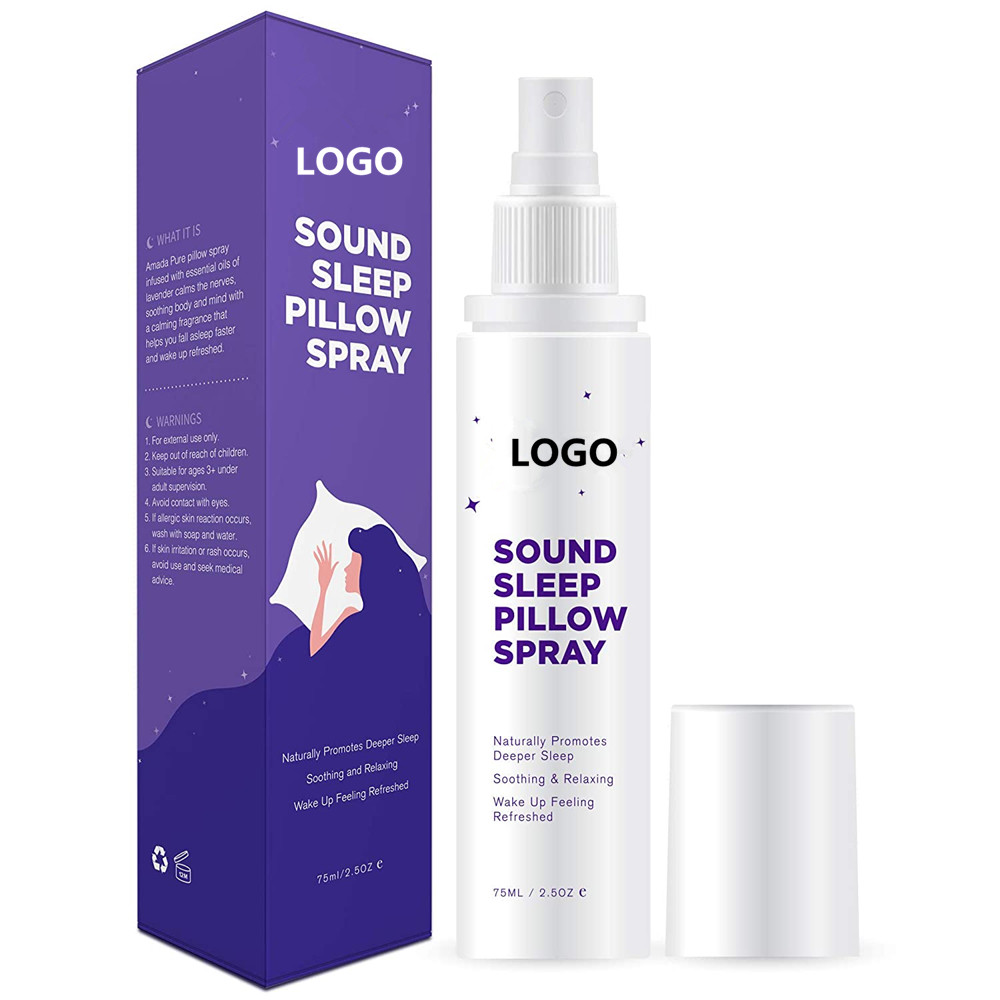 private label soothing relaxing deep sleep pillow spray buy pillow spray sleep spray sleeping spray perfume product on alibaba com