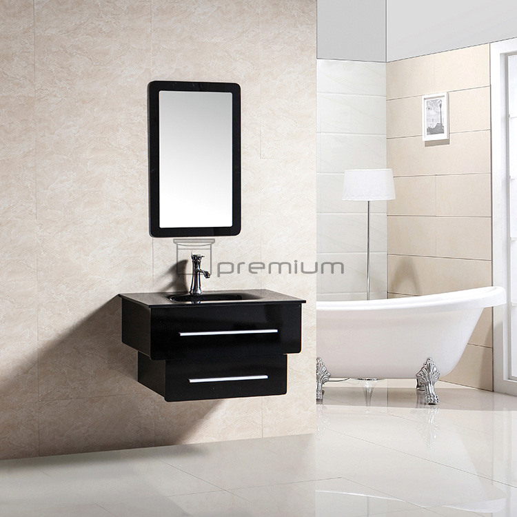 modern sink vanity unit bathroom glass washbasin cabinet two drawer buy sink vanity unit sink bathroom vanity glass washbasin cabinet product on