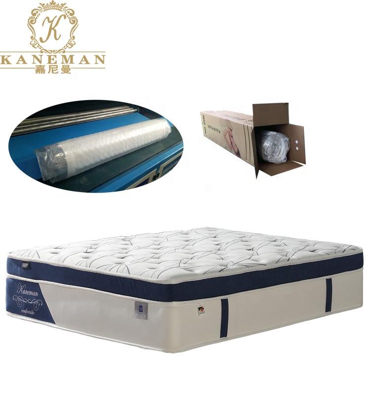 10 inch queen hotel mattress memory foam pillow top pocket spring bouncing mattress buy 10 inch bed mattress queen spring mattress mattress product on alibaba com