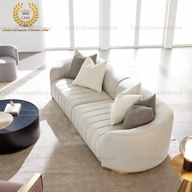 European Style White Cream Color Sectional Sofa Latest Furniture Design Fabric Corner Sofas For Living Room Buy European Style Furniture Sectional Sofa For Living Room Modern Fabric Sofa Latest Furniture Design Living Room