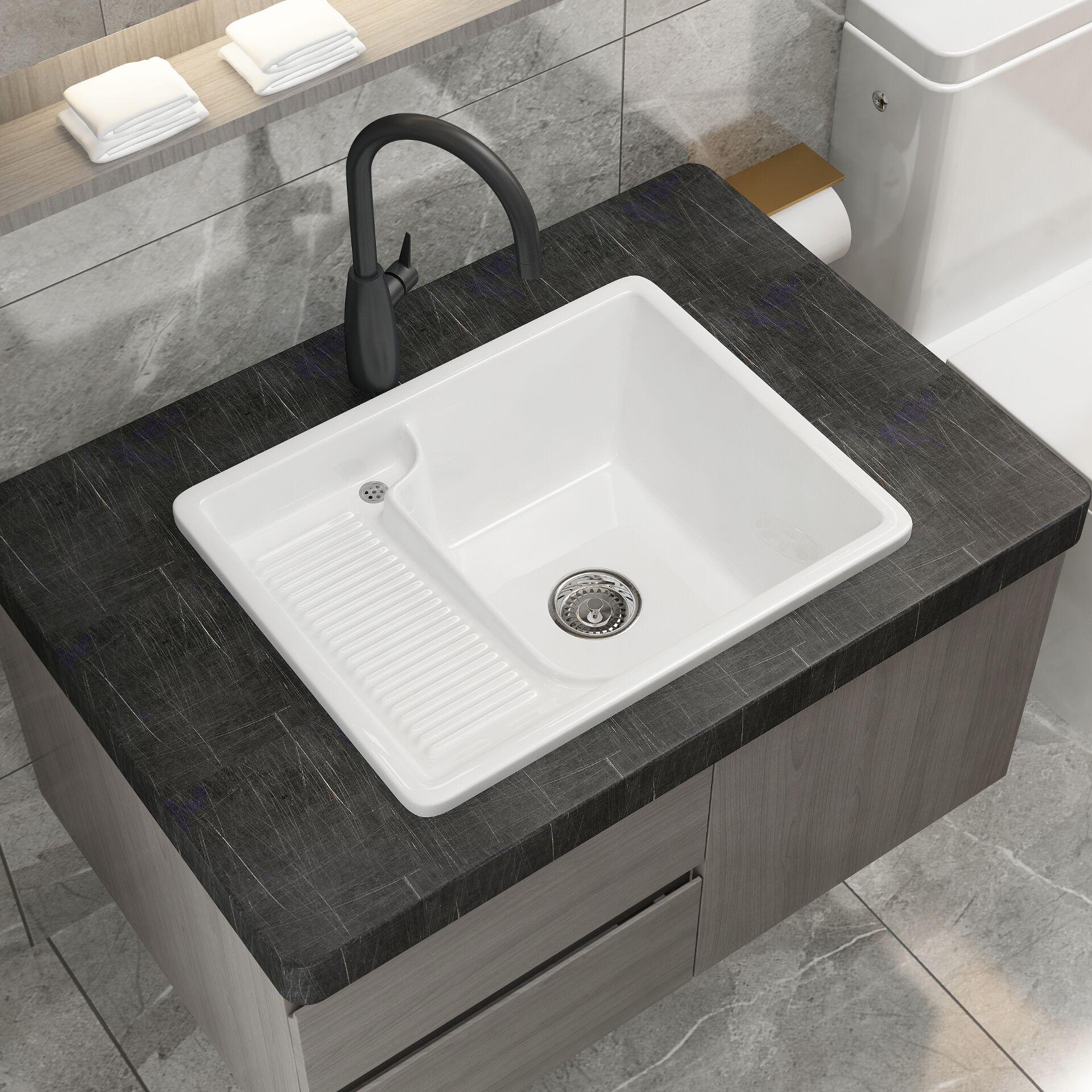 chaozhou ceramic laundry wash basin sink for washing clothes buy ceramic wash basin laundry wash basin chaozhou laundry wash basin product on