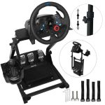Vevor G29 Racing Steering Wheel Stand G920 Racing Wheel Stand Fit Gaming Wheel Stand Buy Gaming Wheel Stand Game Wheel Pc Stand Gaming Steering Wheel Stand Product On Alibaba Com