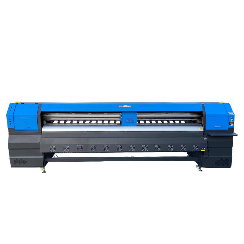 kingjet cmyk digital color konica 512i solvent printer digital flex poster printing machine buy cmyk digital color printing machine color poster