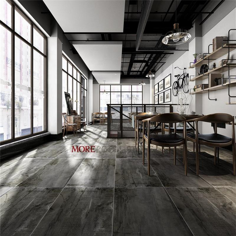 commercial flooring design porcelain black wood effect plank tile buy ceramic wood tile flooring wood plank tile ceramic wood tile product on