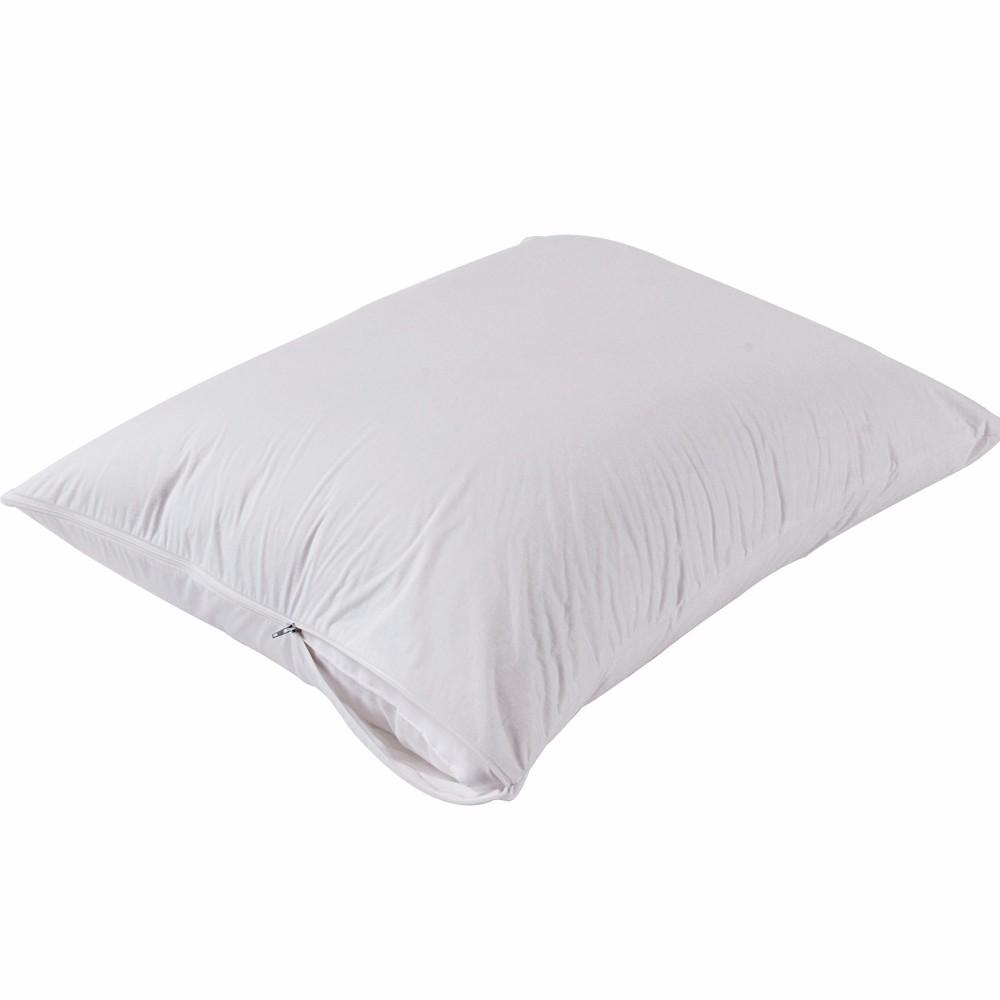 waterproof pillow pad cover pillow case with oeko tex certificate buy waterproof pillow case waterproof pillow pad pillow protector product on alibaba com