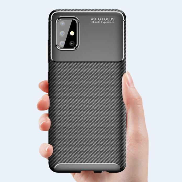 Auto Focus Carbon Fiber Phone Cases Covers For Samsung Galaxy A51 Tpu Cell Phone Case Buy Covers For Samsung Galaxy A51 Case For Samsung S51 For Samsung A51 Tpu Case Product On Alibaba Com