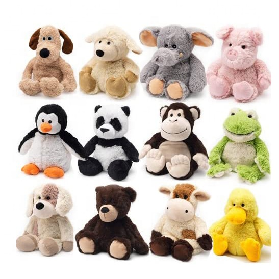 plush microwavable heated toy soft stuffed toys lavender scented plush bear toy microwave heating pad plush animals for cramps buy plush animals for