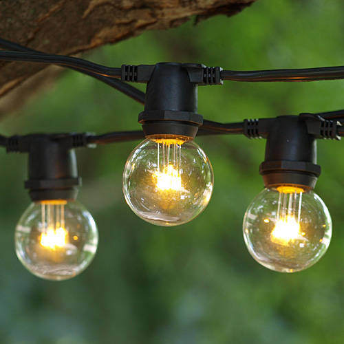 new style e27 led belt string light round cable patio commercial outdoor festoon string lights buy outdoor festoon string lights string light round