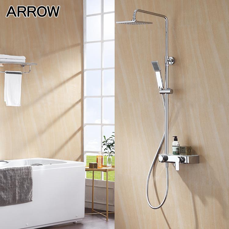 bathtub faucet mounted rain shower set square rain shower head set buy bathroom shower sets bathtub shower faucet bathroom shower faucet sets