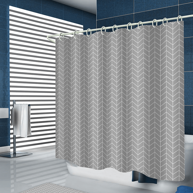 printed peva material mildew resistant waterproof thick shower curtain buy printed shower curtains custom printed shower curtains thick shower curtain product on alibaba com