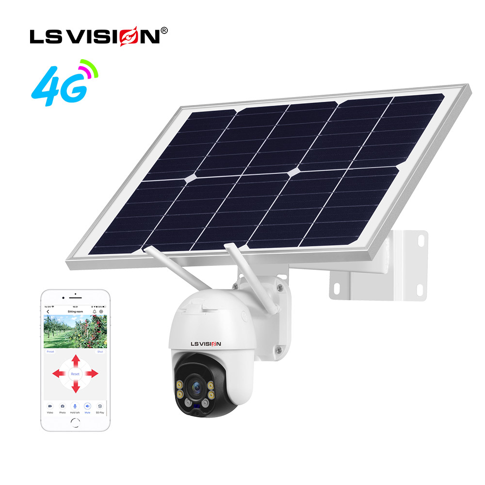 best solar power cctv security 30w 4g lte ip camera wireless rechargeable outdoor sim card camera microwave dual working modes buy best solar power cctv security 30w 4g lte ip camera wireless
