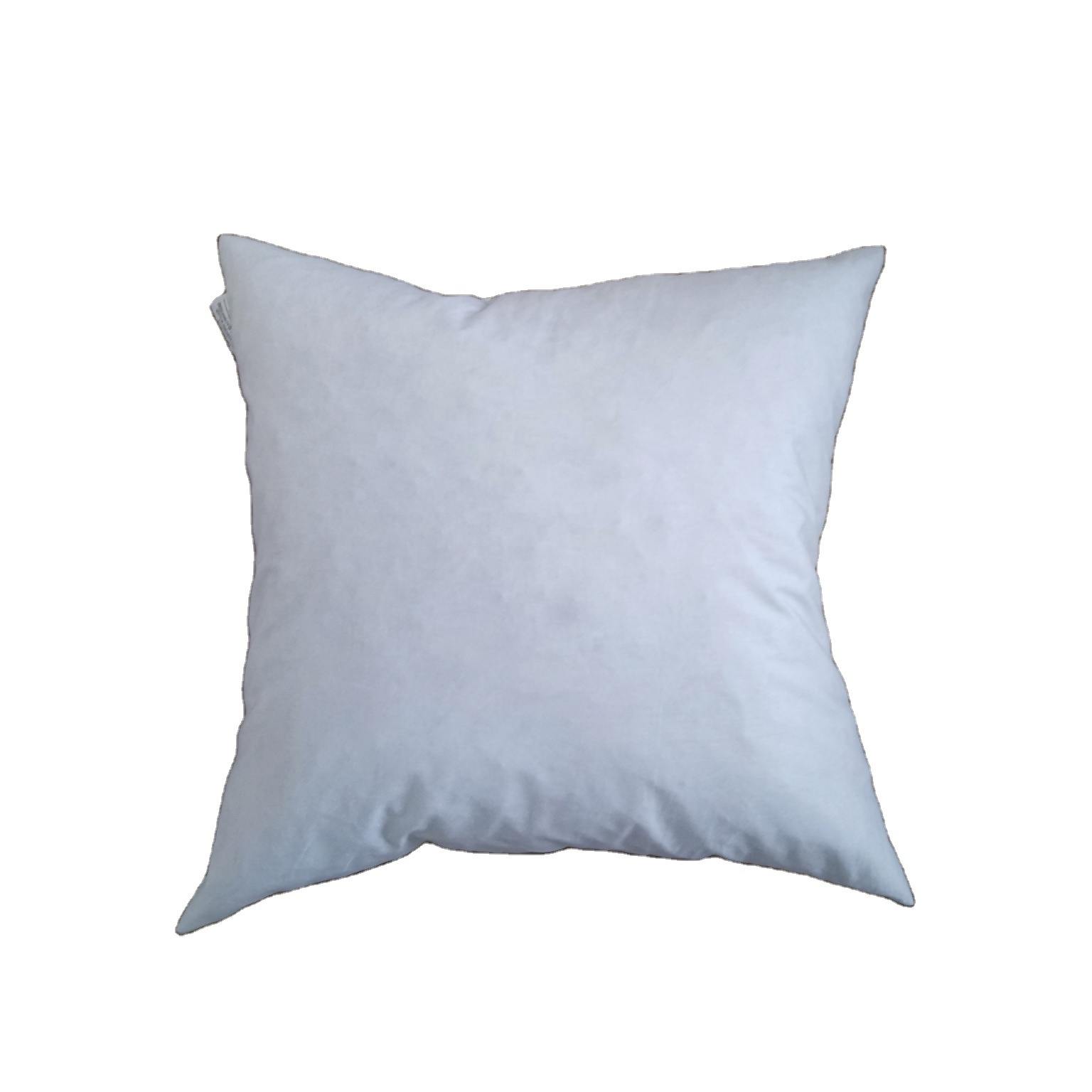 luxury high quality throw pillow insert square form sham stuffer down feather pillow 16 x16 cushion inserts buy wholesale indoor and outdoor white square throw 40x40 pillow insert hot sale factory cheaper