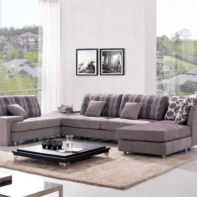 european style home u shaped fabric sectional living room sofa buy sectional sofa u shaped sectional sofa cheap sectional sofa product on