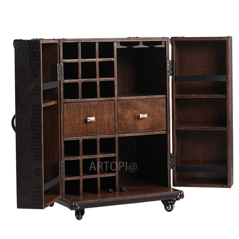 armoire a vin d angle en bois massif meuble a vin avec roulettes mobiles salon bar buy coin armoire a vin casier a vin armoire salon bar cave a vin