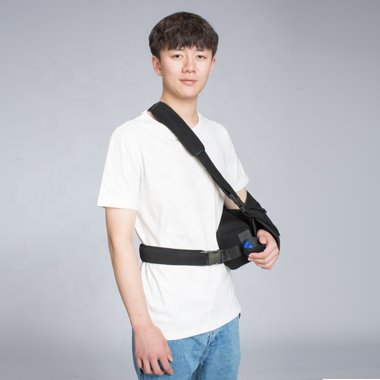 universal shoulder immobilizer abduction pillow support for rotator cuff sublexion surgery dislocated broken arm buy humeral abduction orthosis shoulder adduction arm sling shoulder adduction orthosis with elbow immobilizer product on alibaba com