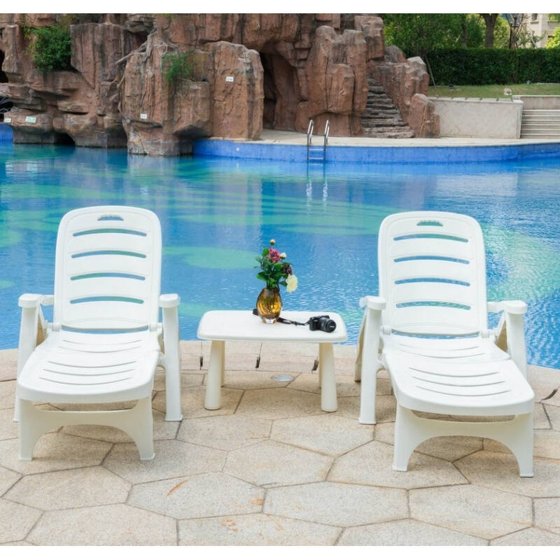 wholesale plastic outdoor furniture beach hotel lounge swimming pool chair view swimming pool chair ideal product details from wuxi ideal furniture