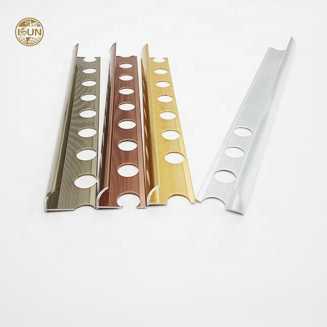 ceramic tile trim pieces quarter round wall floor edge application aluminum steel profile buy aluminum tile trim aluminum corner tile trim flexible