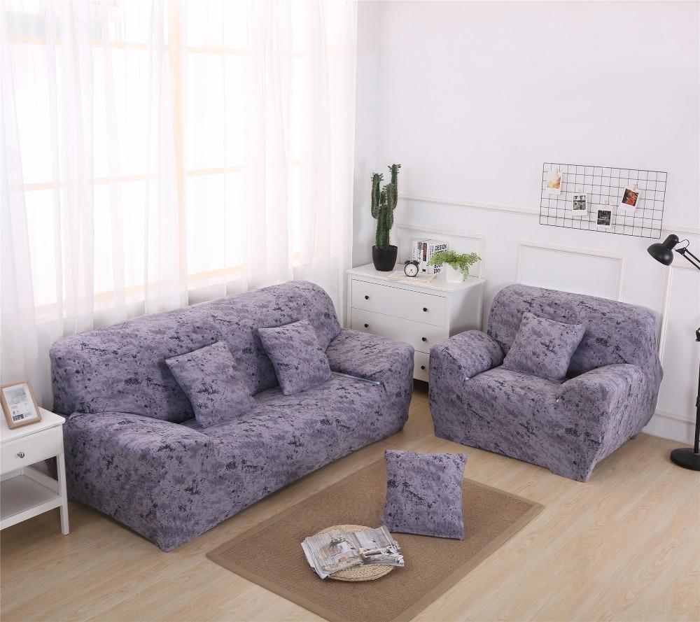 china suppliers full cover seat cushion cloth full slip grey pattern elastic sofa cover set buy elastic sofa cover set sofa seat cushion cover grey
