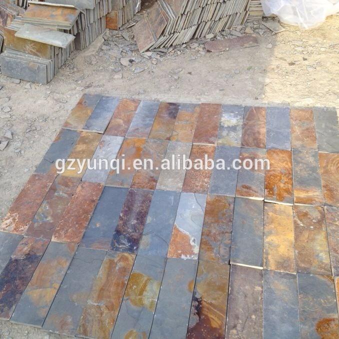30x60cm slate floor rusty natural stone outdoor slate stone flooring tiles buy 30x60cm slate floor rusty natural stone outdoor slate stone flooring