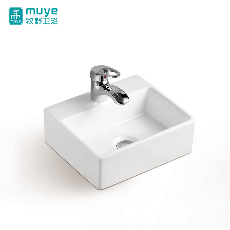 bathroom small size rectangular sink elegant art design ceramic wash hand counter basin buy ceramic wash hand counter basin art design wash hand