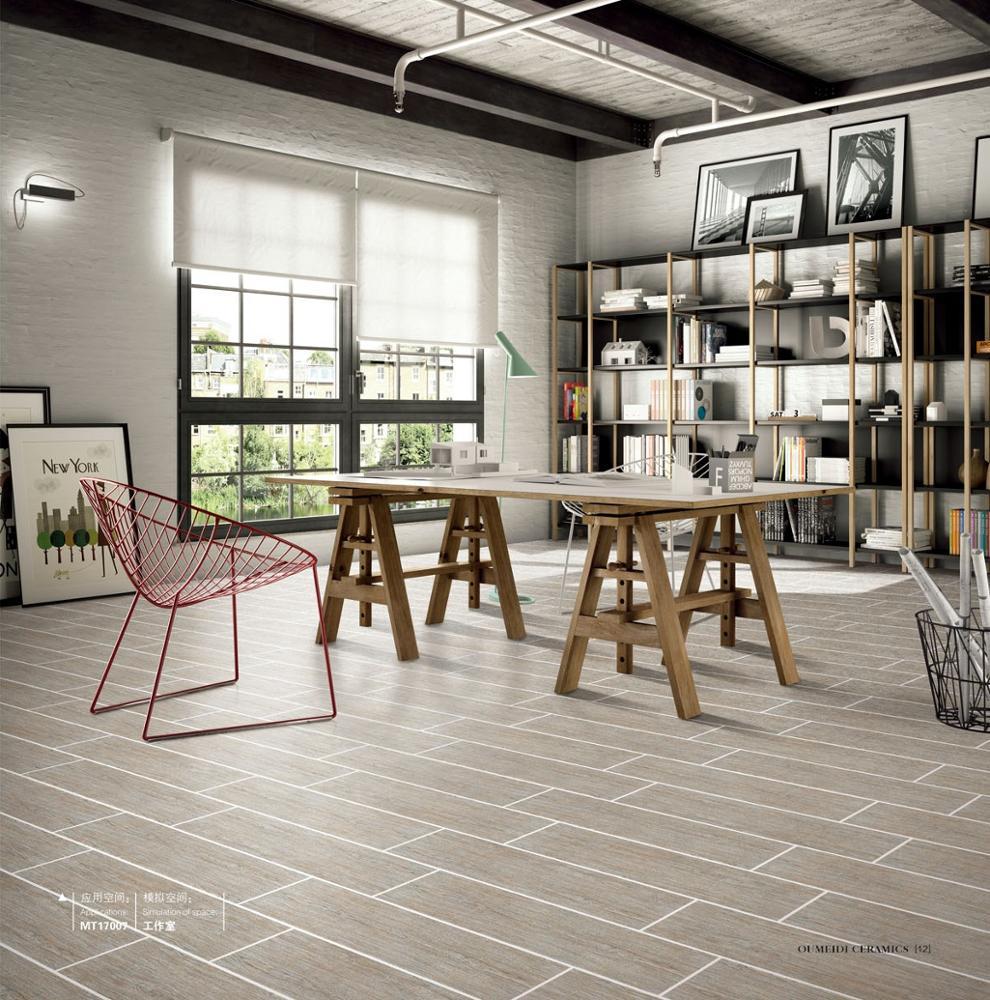 nature wooden look wall tiles 150x800mm non slip restaurant ceramic floor tile buy cheap cement tile non slip tile ceramic floor tile product on