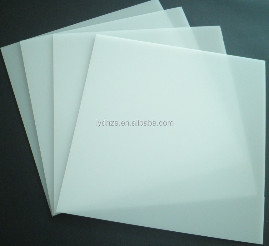 led panel lighting 1 5mm 60x60 ps plastic light diffuser sheet view frosted ps extrusion diffuser light dahan product details from linyi dahan