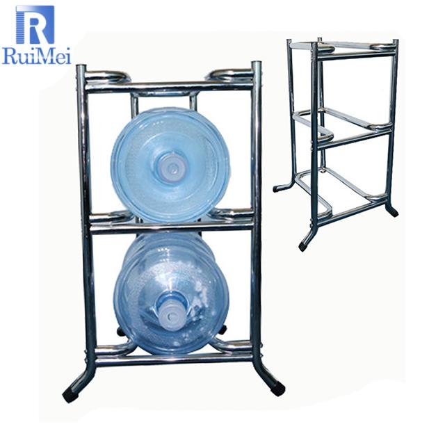 5 gallon water cooler jug rack for 3 bottles jug holder water bottle storage rack buy racks for water bottles water bottle rack 5 gallon gallon jug