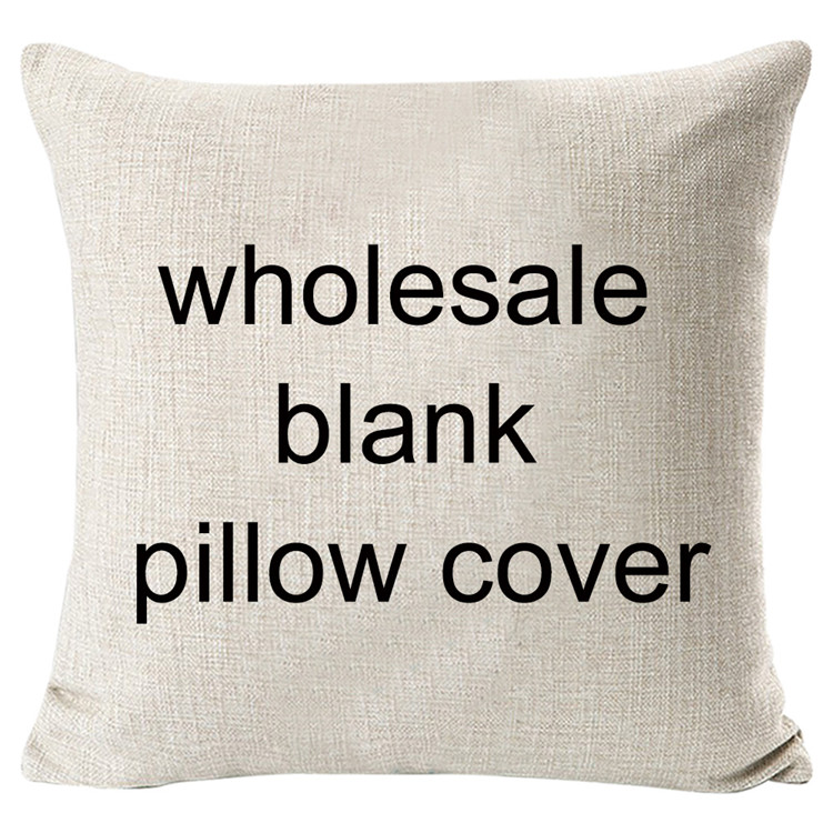 manufacturers direct supply cotton linen blank sublimation pillow cover wholesale blank cushion cover beige buy cushion cover furniture cushion covers blank cushion cover product on alibaba com