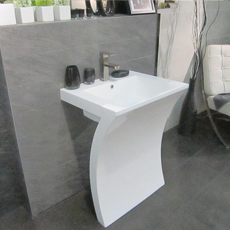 freestanding basin modern pedestal basin luxury pedestal sinks buy freestanding basin modern pedestal basin luxury pedestal sinks product on