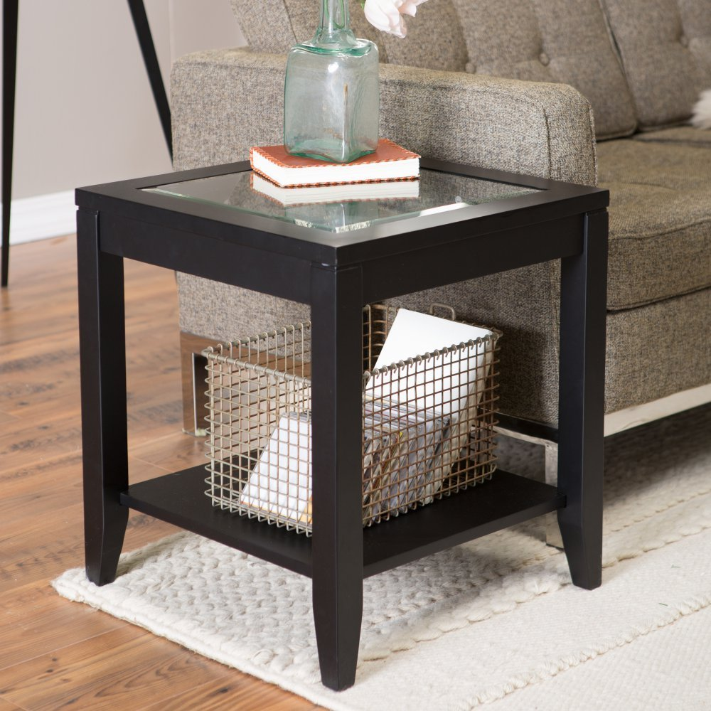 wooden frame glass top end table with quatrefoil underlay table top glass prices buy wooden tea table with glass top table top glass prices coffee