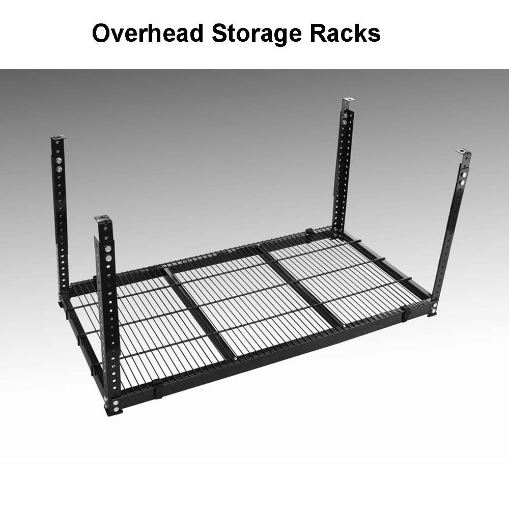 heavy duty adjustable ceiling mounted rack overhead garage storage racks buy overhead garage storage racks overhead racks overhead storage racks