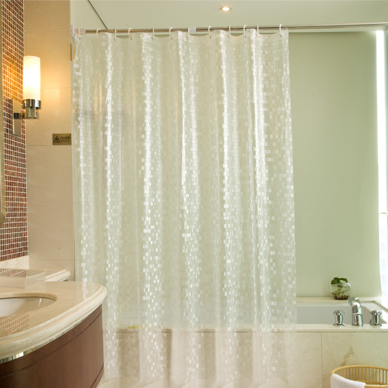 100 pvc shower curtain buy pvc shower curtain peva shower curtain shower curtain product on alibaba com