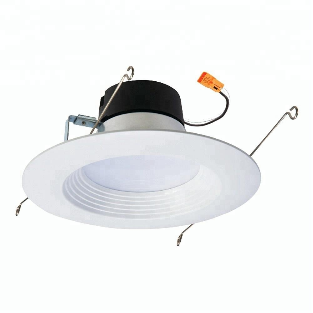 13w 5 6 inch dimmable baffle led recessed lighting light retrofit kit fixture downlight buy us down light retrofit kit fixture downlight dimmable can light product on alibaba com