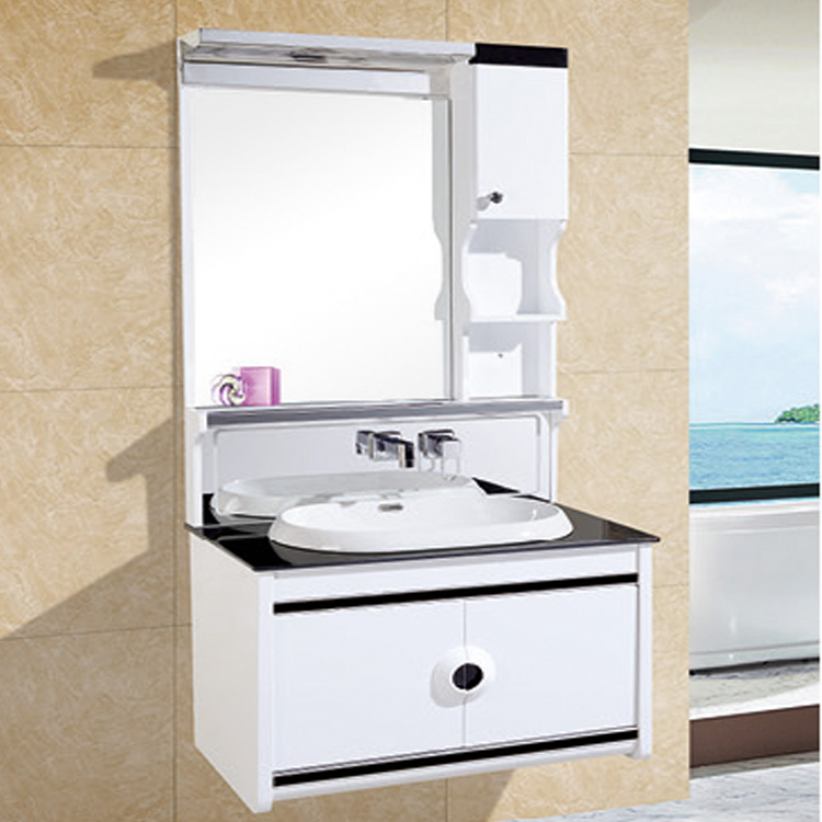 white black simple style thailand bathroom modern sink vanity with oval under counter basin buy bathroom modern vanity bathroom sink vanity thailand