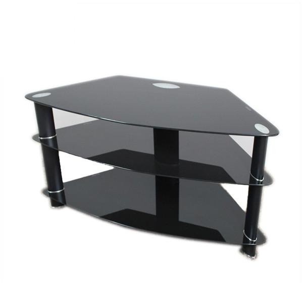 table tv classique en verre trempe triangle moderne 2 pieces buy table de television classique table de television classique table de television