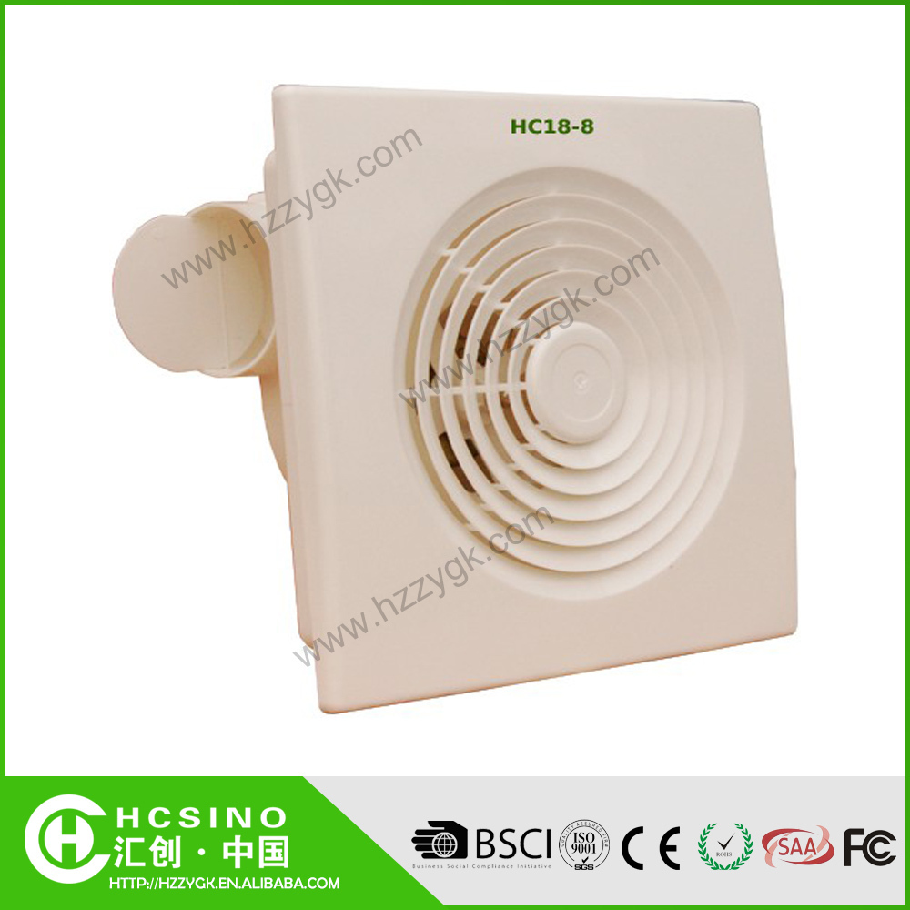small size home kitchen bathroom full plastic square wall mounted ventilation exhaust fan buy surface mount exhaust fan ceiling mount kitchen