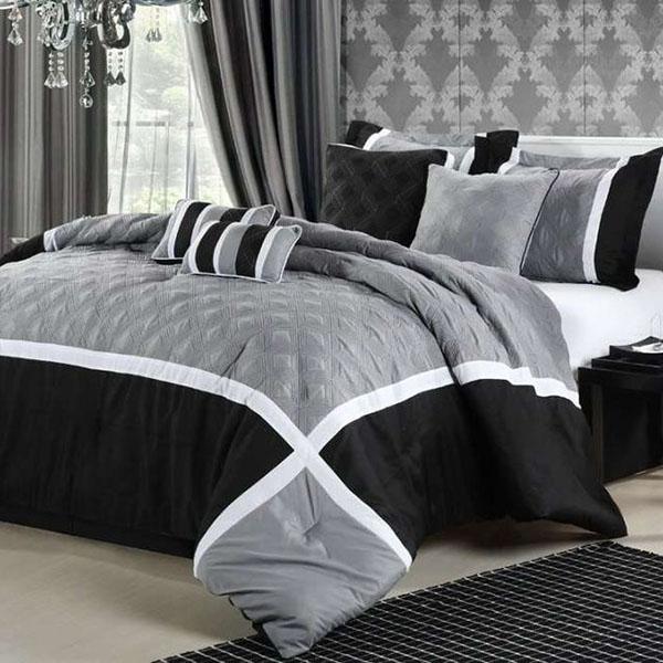 custom hot sale black comforter sets bedding buy hot sale black comforter sets bedding black comforter sets bedding custom black comforter sets