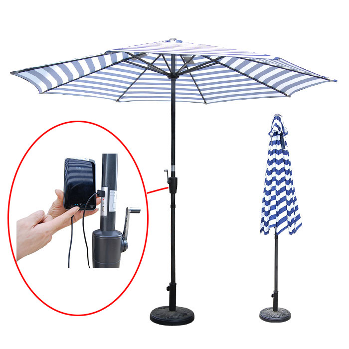roof led lighting solar energy guinness patio umbrella replacement canopy buy solar charger umbrella solar umbrella with led light patio umbrella
