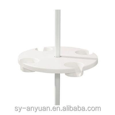 patio umbrella parts plastic table for beach umbrella with hole buy plastic table for umbrella beach patio umbrella parts lightweight plastic table