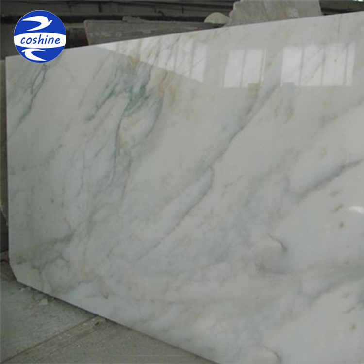 white faux calacatta verde marble slabs and tiles buy calacatta verde marble white faux marble slab white carrara marble slab product on alibaba com