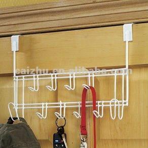 over the door 10 hook rack hook coat rack closet door rack buy over door hook rack hook coat rack closet door rack product on alibaba com