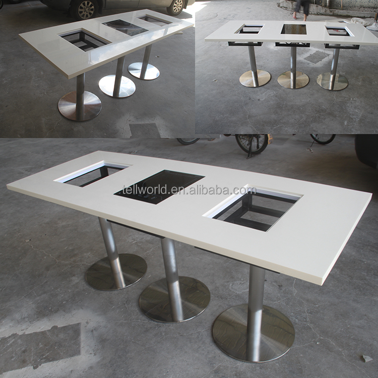 customized long narrow solid surface dining table modern coffee tables buy adjustable coffee dining table extra long dining tables modern coffee
