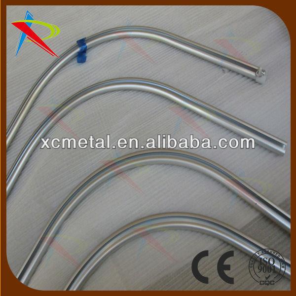 rail de rideau courbee flexible en aluminium haute qualite pour hopital populaire buy tringle a rideau incurvee tringles a rideaux montees au