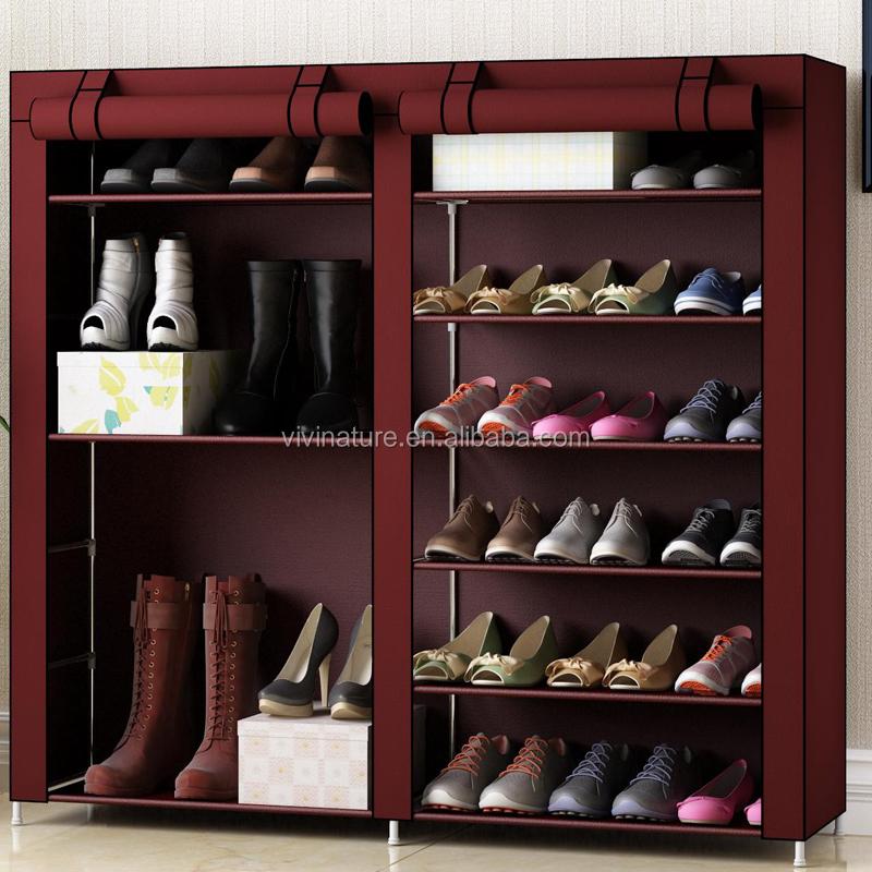 big size shoe rack with dustproof cover closet shoe storage cabinet organizer buy cabinet parts shoe rack shoe rack for big shoes shoe racks for
