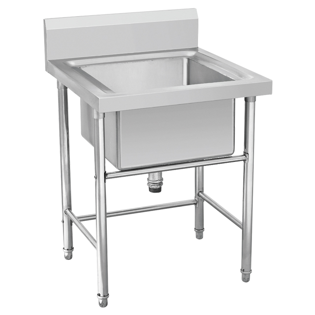 hotel kitchen free standing stainless steel single bowl sink buy single bowl kitchen sink stainless steel freestanding kitchen sink hotel kitchen
