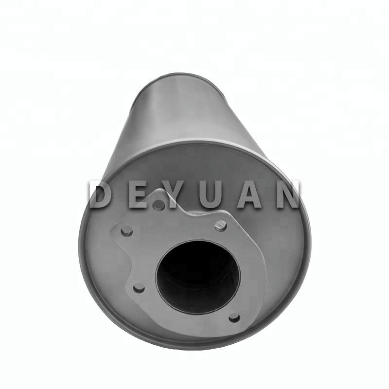 truck exhaust pipe exhaust system muffler for hino buy exhaust system exhaust muffler stainless steel muffler product on alibaba com
