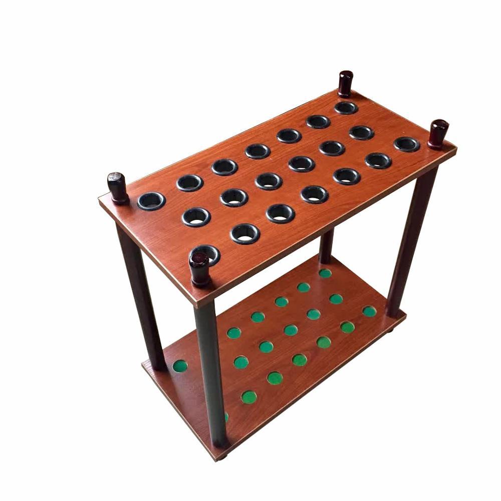 stick rack wood wall mount cue billiard holder bar pub pool game hang organizer buy wall cue rack cue rack snooker cue rack product on alibaba com